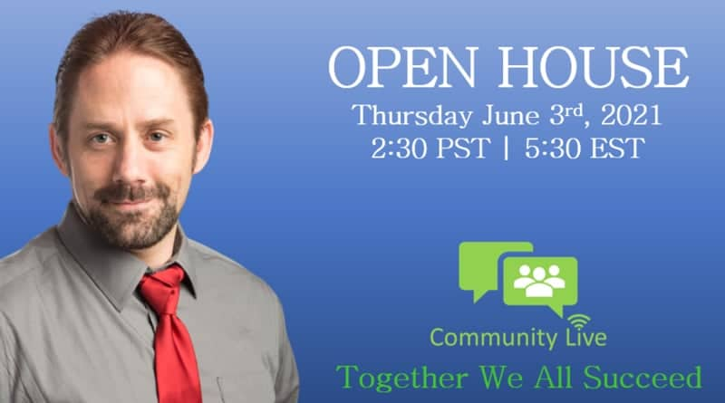 Weekly Sessions Open House