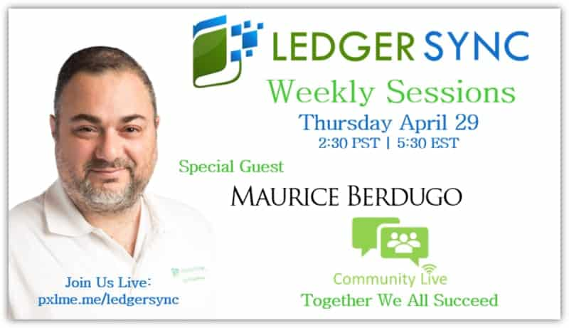 Weekly Sessions 4.19